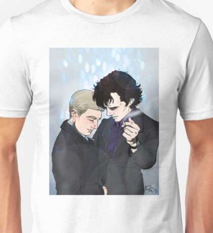Johnlock Closeness Unisex T-Shirt