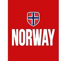 NORWAY Photographic Print