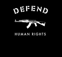 Defend Paris Human Rights by spiceboy