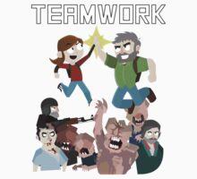 The Last Of Us - Teamwork T-Shirt
