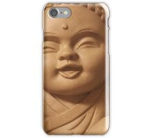Happy Buddha iPhone Case/Skin
