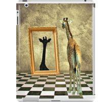 Giraffe Dreams iPad Case/Skin