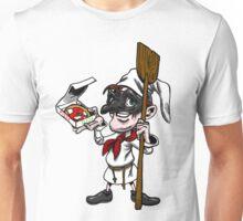 NAPLES PIZZA Unisex T-Shirt