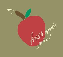 Fresh Apple Juice by andley