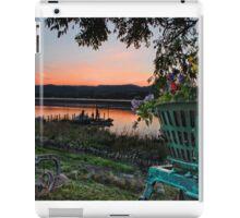 Waterside Farm iPad Case/Skin
