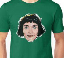 Amelie Head Unisex T-Shirt