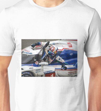 Motorsport Toyota Le Mans  Unisex T-Shirt