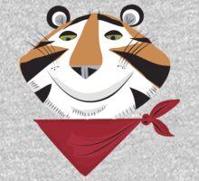 Vintage Tiger Kids Clothes