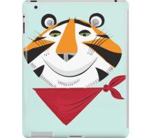 Vintage Tiger iPad Case/Skin
