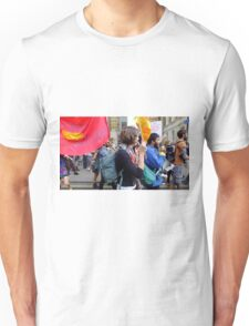 The Climate March, London 2014 Unisex T-Shirt