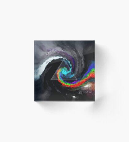Any Colour You Like #1 Acrylic Block