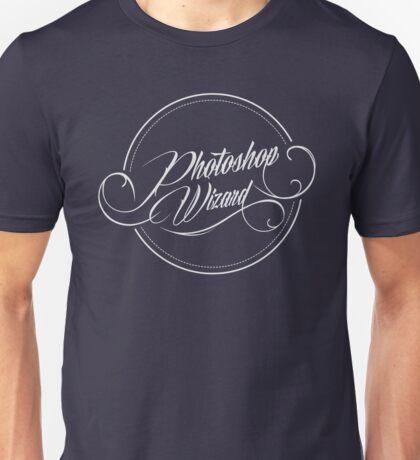 Photoshop Wizard Unisex T-Shirt