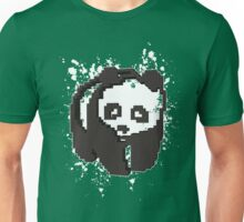 3D PIXEL - PANDA Unisex T-Shirt