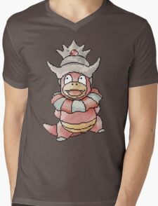 Pixel Slowking!  Mens V-Neck T-Shirt