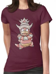Pixel Slowking!  Womens Fitted T-Shirt