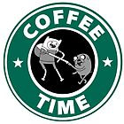 Coffee Time (Adventure Time)  by Alisha Mumby