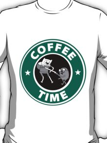 Coffee Time (Adventure Time)  T-Shirt