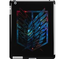 Wings Of Justice: Galaxy iPad Case/Skin