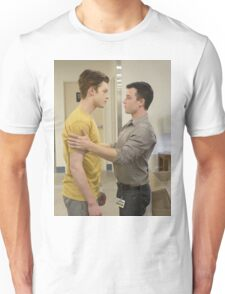 Ian and Mikey Shameless. Unisex T-Shirt