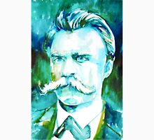 NIETZSCHE watercolor portrait.1 Unisex T-Shirt