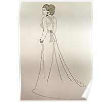 Wedding Dress No 4 Poster