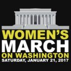 « Women's March on Washington » par lifestyleswag