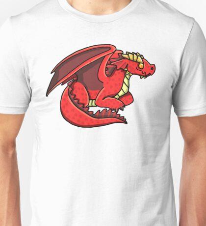 DnD Red Dragon Unisex T-Shirt