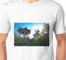 a small temple down town liverpool Unisex T-Shirt