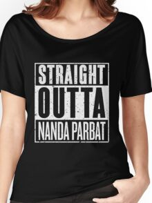 Straight Outta Nanda Parbat Women's Relaxed Fit T-Shirt