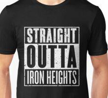 Straight Outta Iron Heights Unisex T-Shirt
