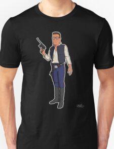 Hank Solo Unisex T-Shirt