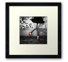 Untitled 6957 Framed Print