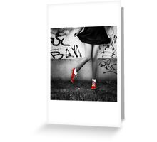 Untitled 6957 Greeting Card