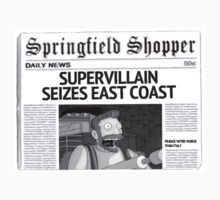 Hank Scorpio Newspaper Article by SHABBADOO2