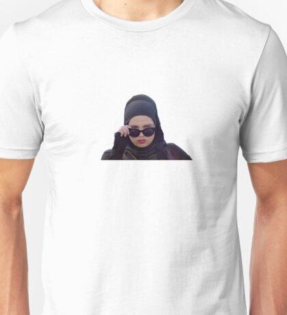 sana bakkoush sunglasses skam Unisex T-Shirt