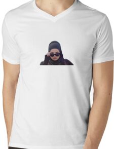 sana bakkoush sunglasses skam Mens V-Neck T-Shirt