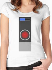 HAL-9000 Women's Fitted Scoop T-Shirt