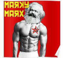 Marky Marx Poster