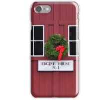 Engine House No. 1 iPhone Case/Skin