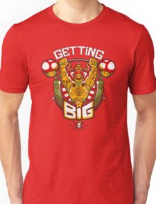 Getting Big Unisex T-Shirt