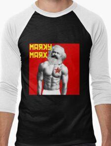 Marky Marx Men's Baseball ¾ T-Shirt