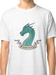 FEMINIST - Dark Dragon Classic T-Shirt