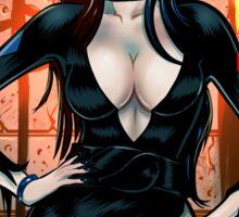 Elvira Quinn Mistress of Mayhem! Sticker