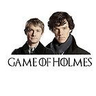 Game of Holmes by jabz