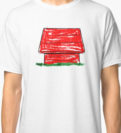 Snoopy's house Classic T-Shirt