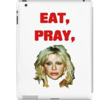 Eat, Pray, Love iPad Case/Skin