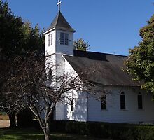 Mennonite Church by vigor