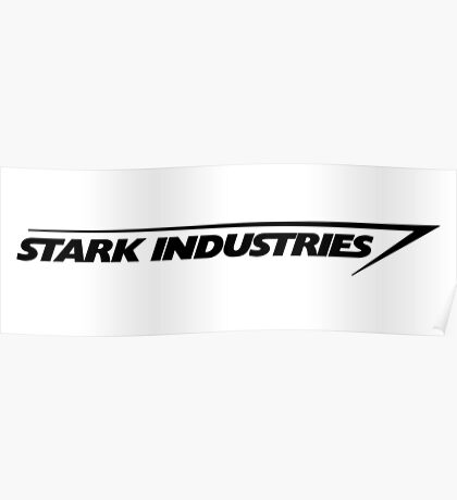 Stark Industries Poster