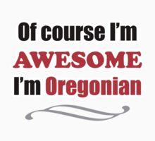 Oregon Is Awesome Kids Tee