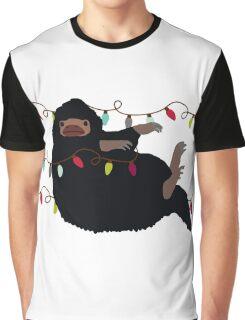 Niffler Christmas Graphic T-Shirt
